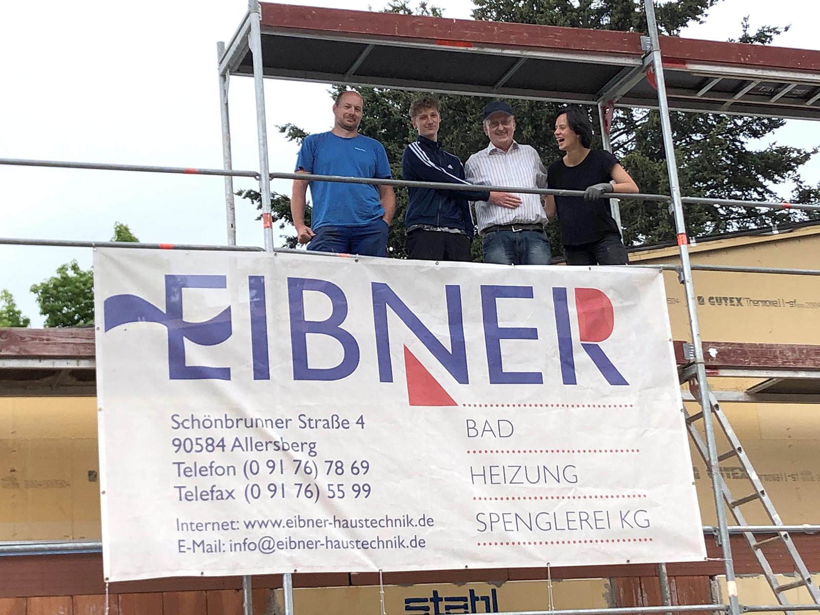 Blechdach von Spenglerei EIBNER